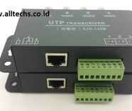 VIDEO BALUN 4CH  4 CHANNEL AHDHDTVIHDCVIANALOG