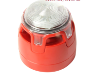 AUDIBLE VISUAL EN5423 AND EN543 APPROVED SOUNDER BEACON
