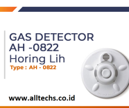 Gas Detector 24 V Connect to panel AH  0822 Horing Lih