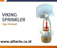 Viking Fire Sprinkler Sidewall 68c